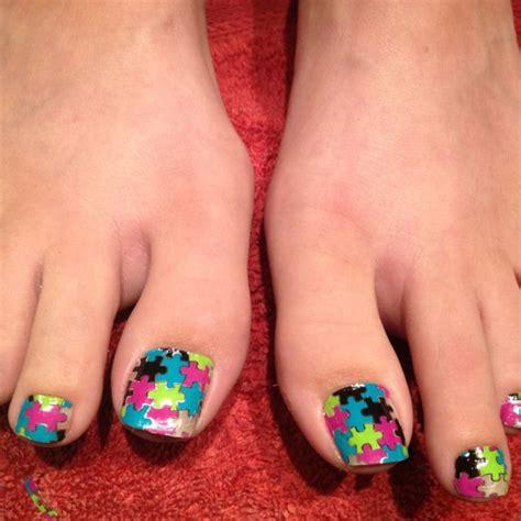 Minx Nails Designs Toes