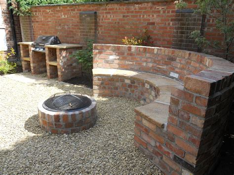 Garden Firepit Courtyard Garden David Greaves Landscape Design