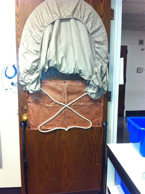 Cowboy Door Decorations by 17 Best Images About Pioneer Theme On