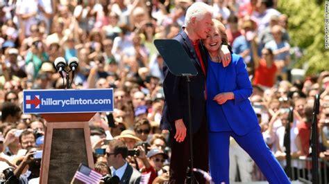 where do bill and hillary clinton live bill clinton talks trump sanders with colbert cnnpolitics com