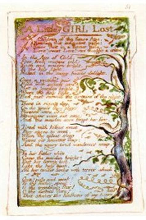themes london william blake the little girl lost imagery symbolism and themes