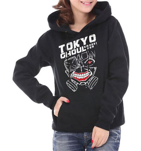 Sweater Fullcolor Tokyo Ghoul Kaneki Ken 2 tokyo ghoul kaneki ken takanashi rikka costume mask words jacket coat sweater hoodie in