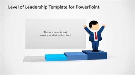 leadership success profile diagram powerpoint template leadership levels diagram template for powerpoint slidemodel