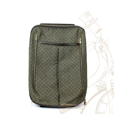 louis vuitton travel louis vuitton olive green monogram