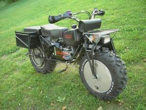 Trailbreaker Tires Rokon Trail Breaker Vintage Motorcycles Motorcycles