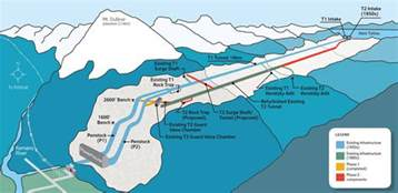 map of kitimat bc canada kemano second tunnel completion set for 2018 kitimat