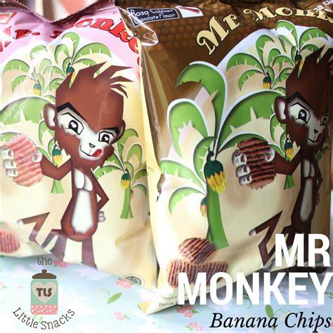 Mr Monkey Keripik Pisang 9 jual mr monkey keripik pisang lung aneka rasa the