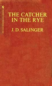 catcher in the rye canada will the real j d salinger please stand up