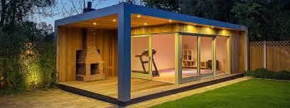 Garden Summer Houses Ireland - shomera house extensions and garden rooms