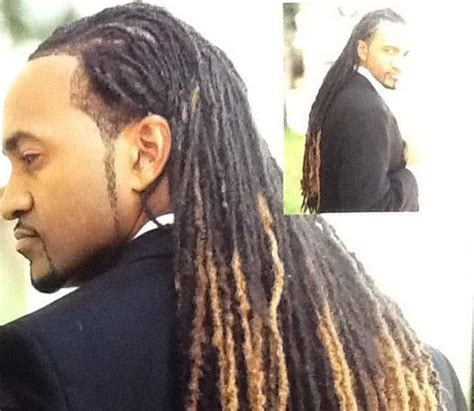 locs dallas caucasian the gentleman dreads with blonde tips yelp