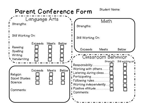 54 Best Organize Images On Pinterest Parent Conference Powerpoint Template
