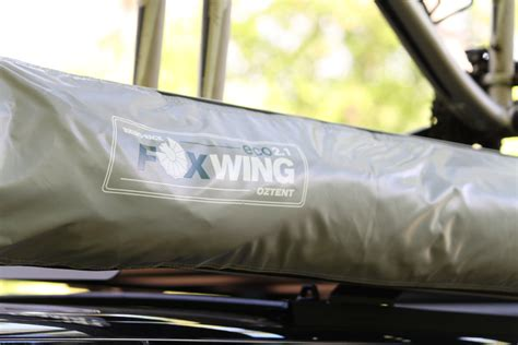 rhinorack foxwing awning review team4runner