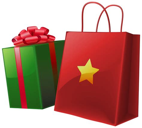 christmas gift clip art cliparts co