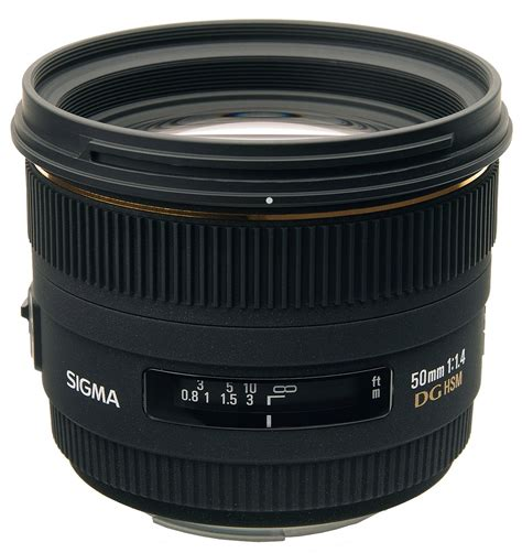 Sigma 50mm 1 4 Sigma 50mm F 1 4 Ex Dg Hsm Interchangeable Lens Review