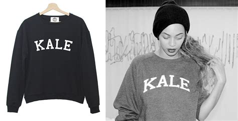 kale beyonce yonce sweater jumper womens retro flawles