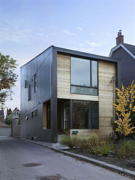 modern garden house in toronto by lga architectural partners