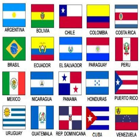 imagenes de banderas de paises image gallery latinoamerica banderas