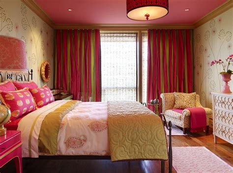green and pink bedroom pink and green girl s room traditional girl s room