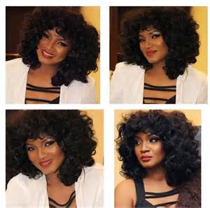 hairtrend the omotola inspired wig is taking