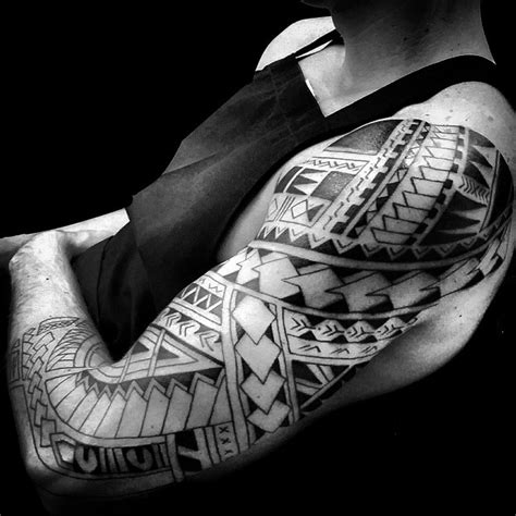 150 most popular tribal samoan tattoos april 2018 part 2