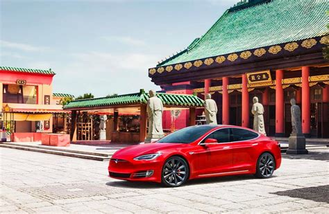 tesla deal tesla reportedly closing in on china deal to produce cars
