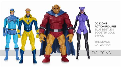 Dc Figure dc collectibles san diego comic con 2016 preview the