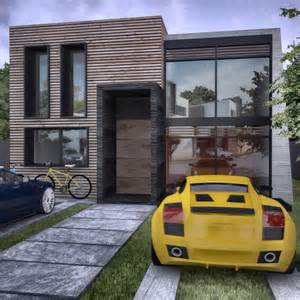 Small modern house quot home house ideas contemporary houses house