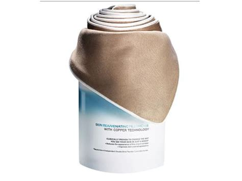 skin rejuvenating pillowcase with copper oxide iluminage shop iluminage skin rejuvenating pillowcase with copper