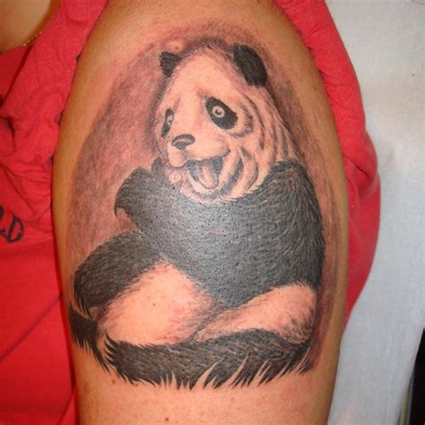 panda tattoo symbolism panda tattoos designs ideas and meaning tattoos for you