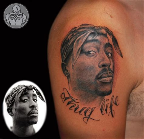 tupac tattoos trololo blogg tupac wallpaper thug