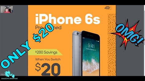 get an iphone 6s for only 20 boost mobile hd