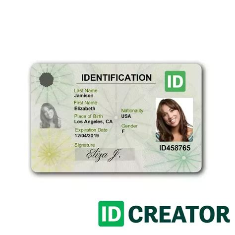 id card design pdf file how to make a world s best employee id card for my company