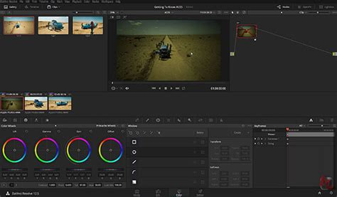 aces workflow get an aces crash course with mixing light studio daily