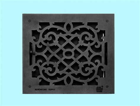 Floor Heat Registers by Floor Heat Register Louver Vent Cast 12 X 14 Duct