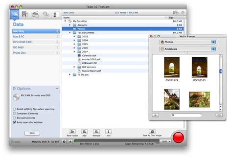 Toaster Software Roxio Toast 7 For Mac