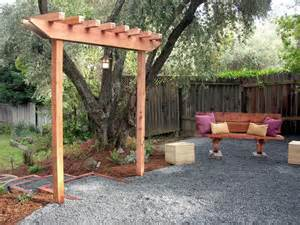 how to build a simple garden arbor the garden glove