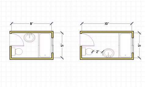 8 x 5 bathroom layout some bathroom design help kitchens baths contractor talk