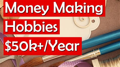 hobbies   money earn kyear selling crafts