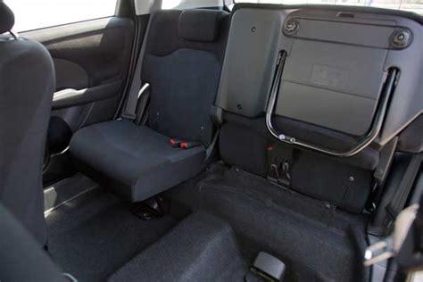 honda fit magic seats review 2011 honda fit sport with navigation subcompact