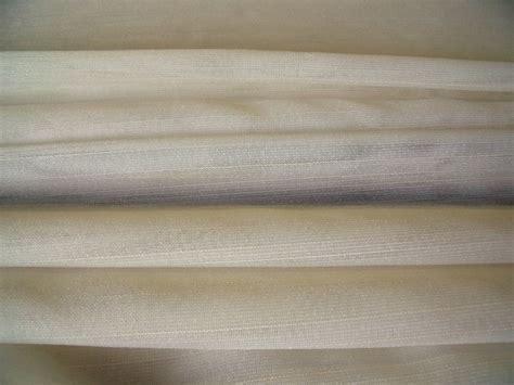 net curtain material uk slub net voile ivory curtain fabric free p p ebay
