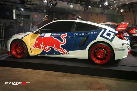 hatchback race cars honda debuts 600hp 2016 civic coupe racing livery to