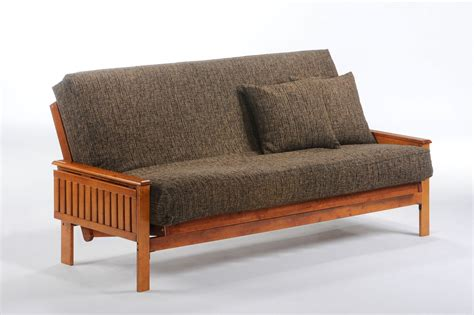 futon furnishings winston continental futon frame by night day furniture