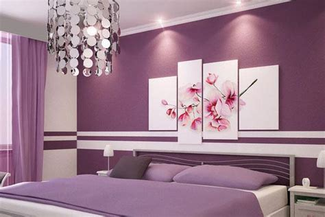 purple paint colors for bedroom purple bedroom paint home decor report