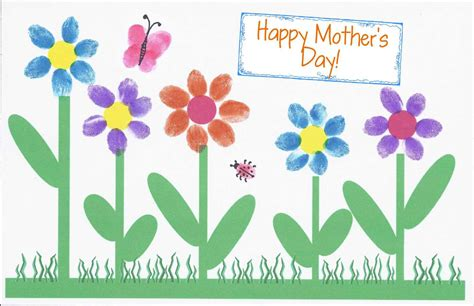 printable happy mothers day card download with watercolor flowers
