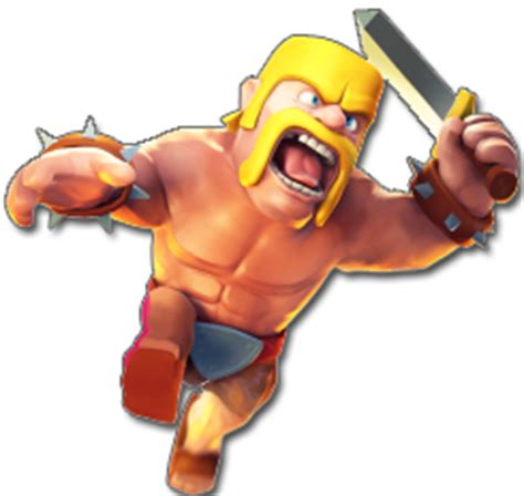 clash of clans barbarian level 7 barbarian clash of clans builder