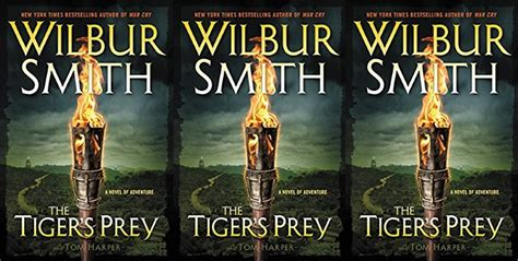 libro the tigers prey the tiger s prey wilbur smith super anteprima