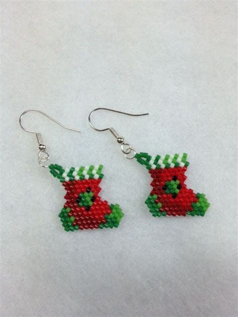 patterns christmas jewelry christmas earrings patterns fashionornaments