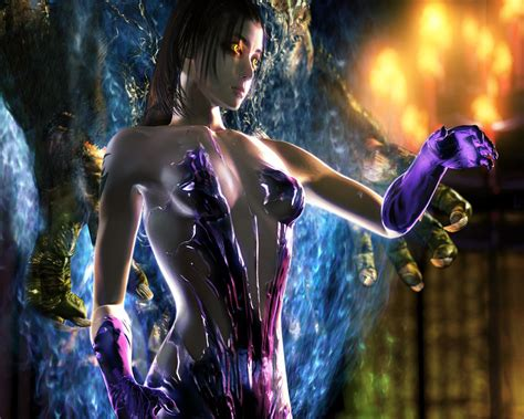 wallpaper game woman unknown tekken