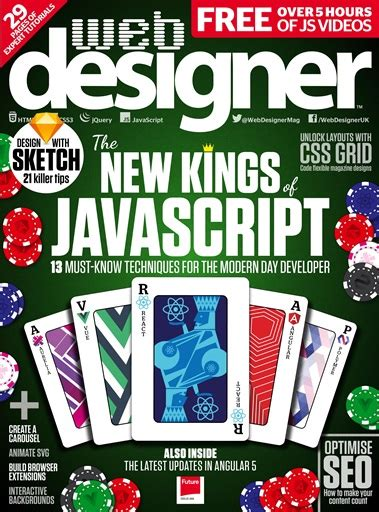web designer magazine issue 269 subscriptions pocketmags