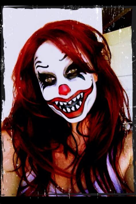 Best 25 Scary Clown Costume by 25 Best Ideas About Clown Scary On